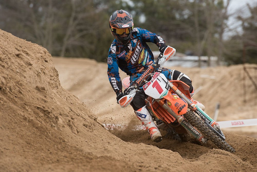 KTM PR: Russell Wins Opening Full Gas Sprint Enduro Round