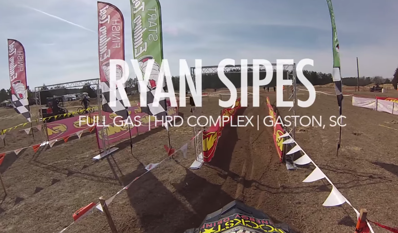 Ryan Sipes Round 1 GoPro Video