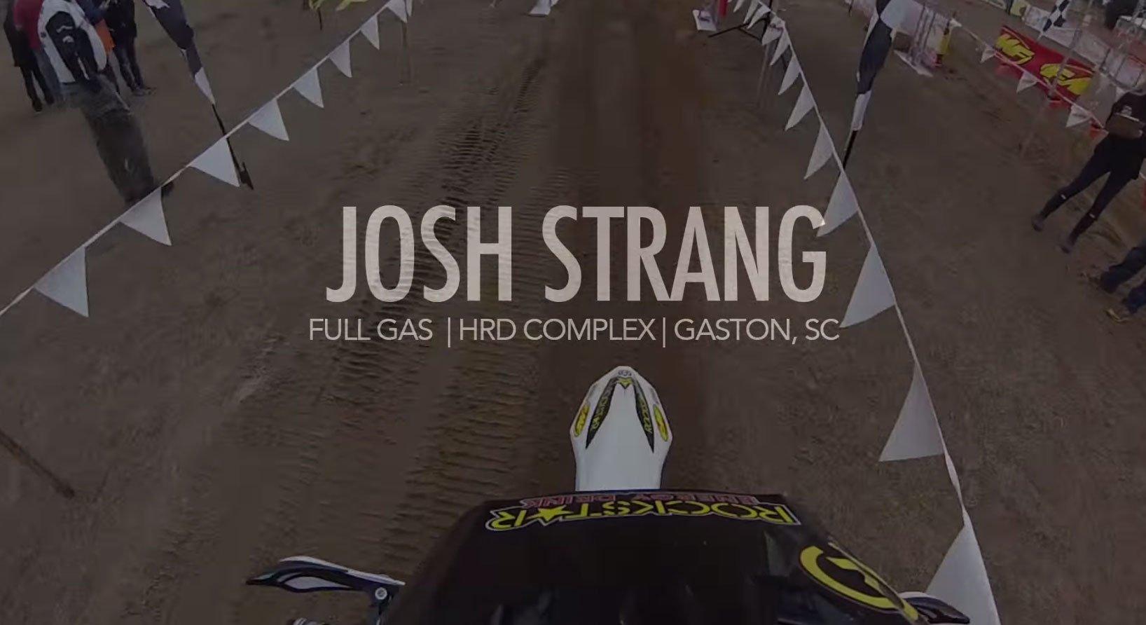 Josh Strang Round One Enduro Test GoPro