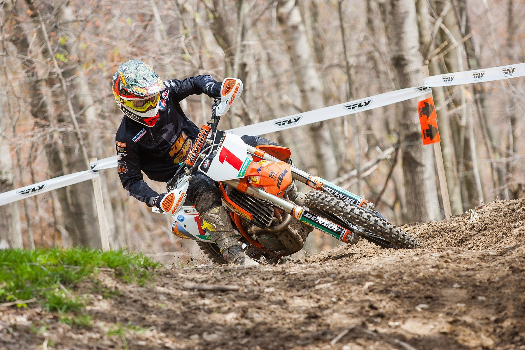 Kailub Russell Sweeps Both Days of Kenda Full Gas Sprint Enduro Round Two