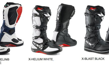 TCX Boots Named Official Boot of Full Gas Sprint Enduro Series