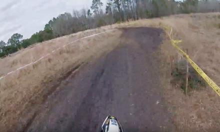 GoPro – Josh Strang Round 2 Cross Test