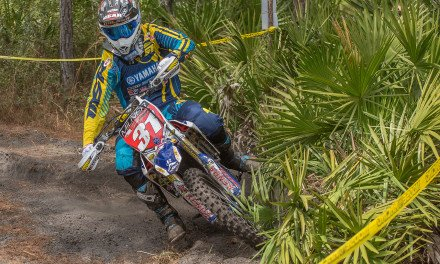 Daniel Milner Wrestles the Alligator Sprint Enduro Win from Strang and DuVall