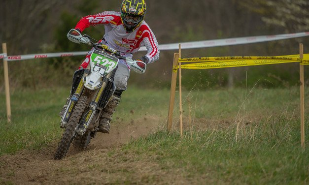 Layne Michael Rocks to First Full Gas Sprint Enduro Win