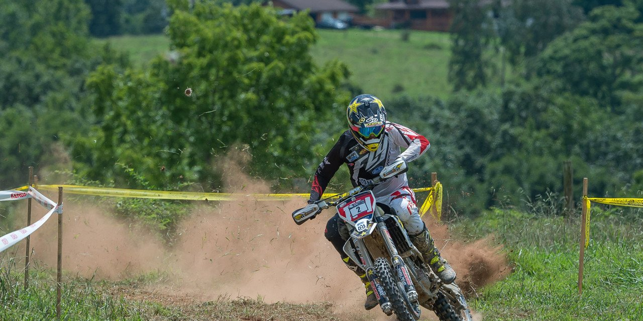Strang Wins Rockcrusher Farm Full Gas Sprint Enduro