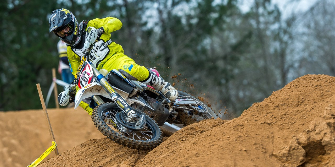 Ryan Sipes Takes Full Gas Season Opener