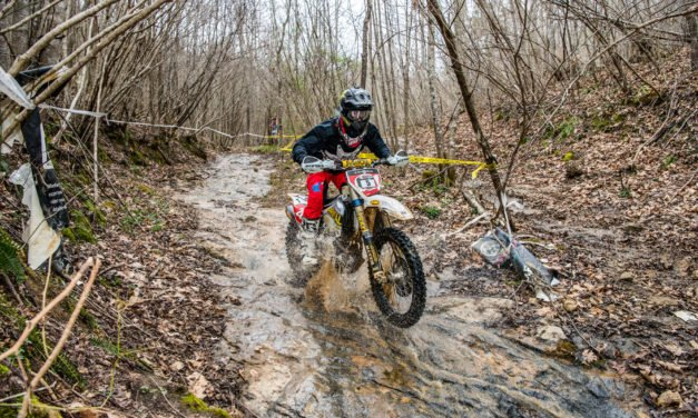 Sipes Seals Second Victory At Virginia Full Gas Sprint Enduro