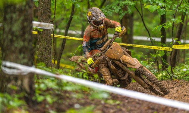 DuVall Takes First-Ever Full Gas 3-Day Enduro Win