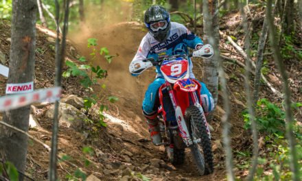 Jordan Ashburn Claims Virginia Full Gas Sprint Enduro Win