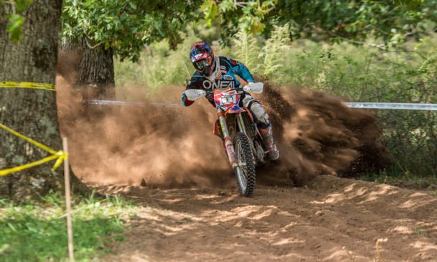 Buttrick Blitzes Rock Crusher Sprint Enduro