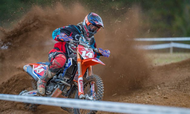 Sipes Wins Race, Baylor Clinches Title at Big Buck Full Gas Sprint Enduro