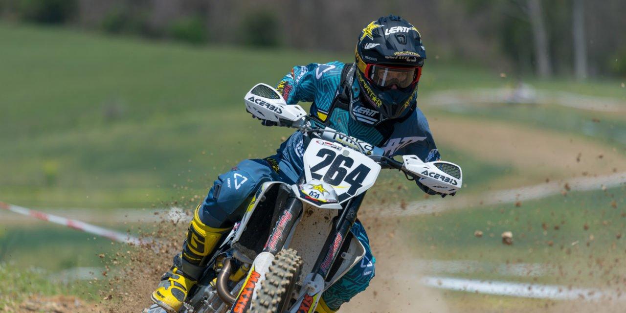 Sipes Edges G. Baylor at Harleywood Full Gas Sprint Enduro