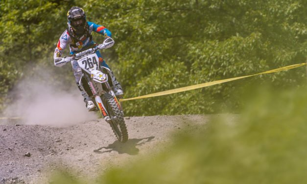 Sipes Tops Pennsylvania Full Gas Sprint Enduro