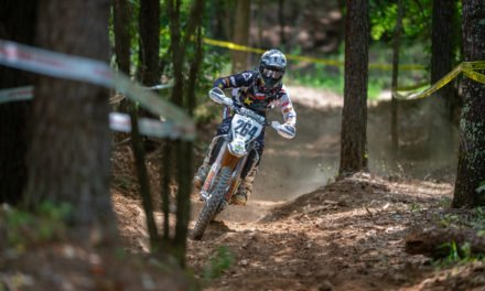 Sipes Returns to Full Gas Sprint with Win at Big Buck