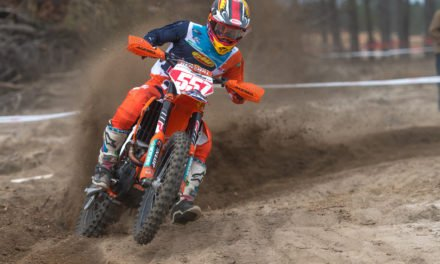 Kailub Russell Strikes First at South Carolina Full Gas Sprint Enduro