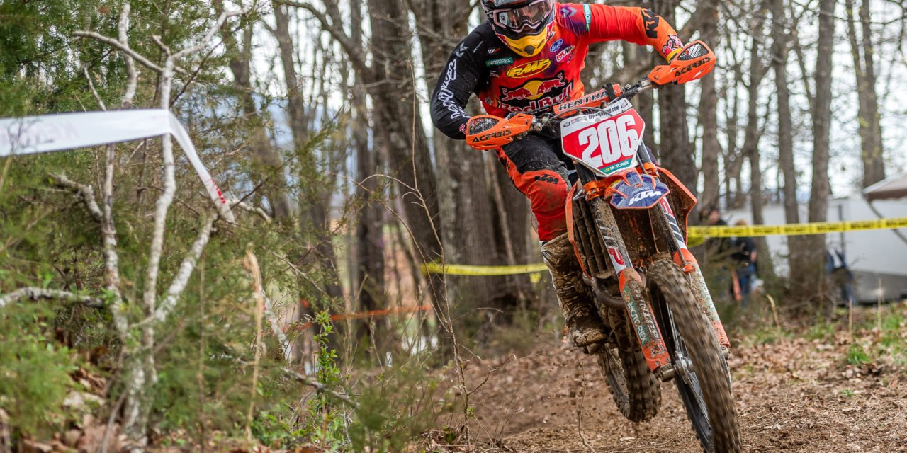 Toth Wins Tennessee Full Gas Sprint Enduro