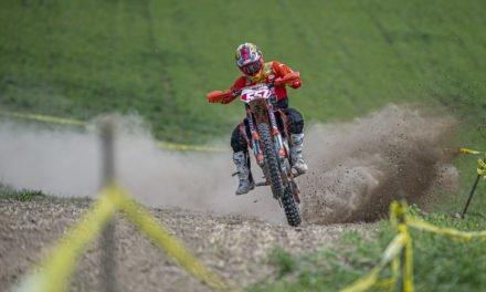 Kailub Russell Tops Harleywood Full Gas Sprint Enduro