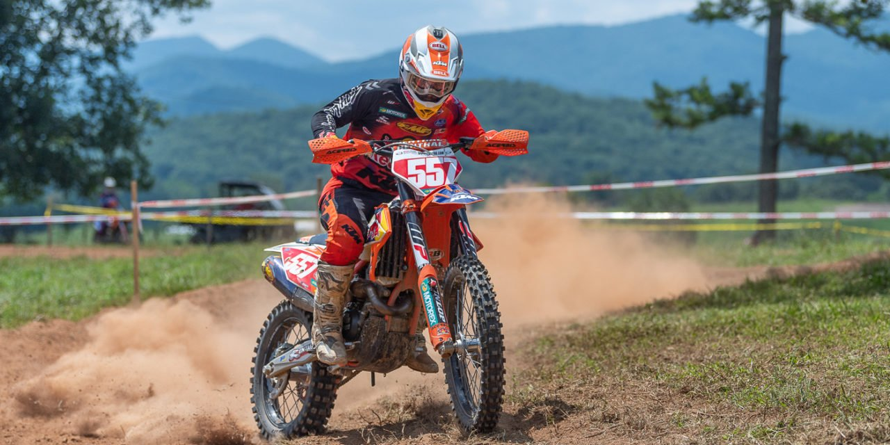 Kailub Russell Clinches Title At Rockcrusher Full Gas Sprint