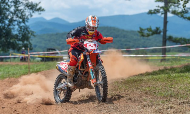 Kailub Russell Clinches Title At Rockcrusher Full Gas Sprint Enduro